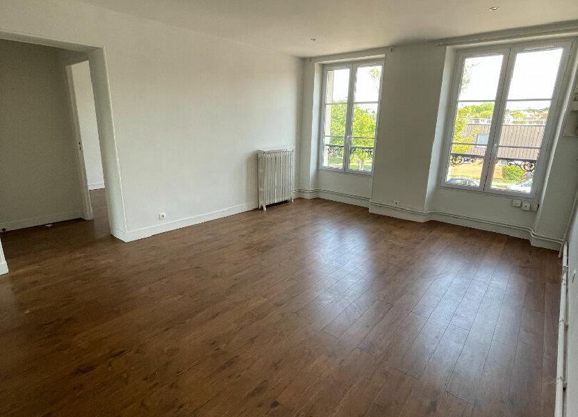 Appartement à louer 43.91m2 à Saulx-les-Chartreux