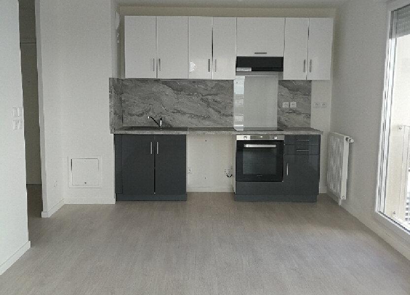 Appartement à louer 57.3m2 à Évry