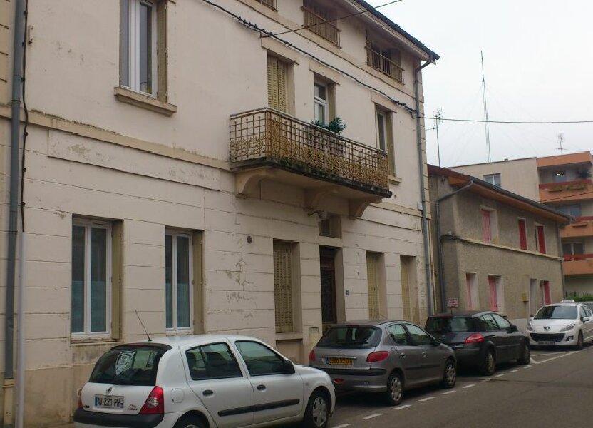 Appartement à louer 64m2 à Vonnas