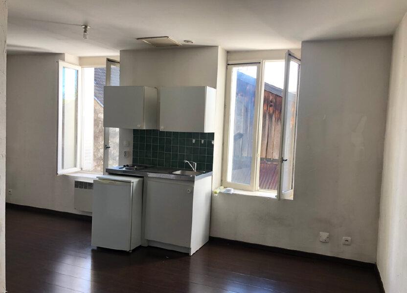 Appartement à louer 39.35m2 à Hauteville-Lompnes