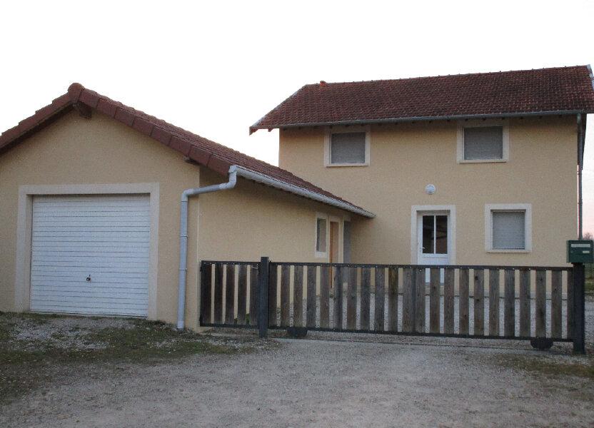 Maison à louer 128.75m2 à Saint-Nizier-le-Bouchoux