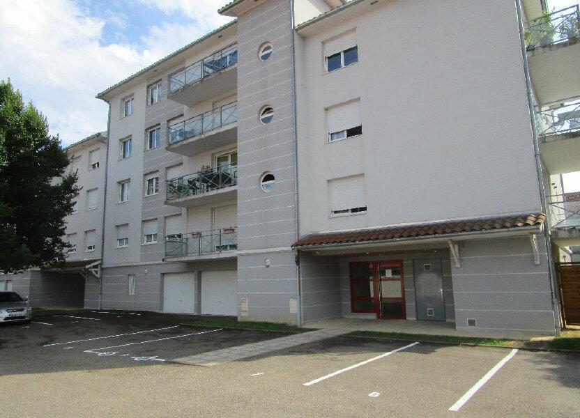 Appartement à louer 32.61m2 à Bourg-en-Bresse