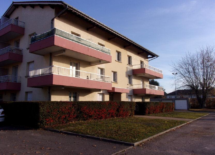 Appartement à louer 32.38m2 à Vonnas