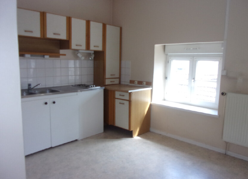 Appartement à louer 34m2 à Oyonnax