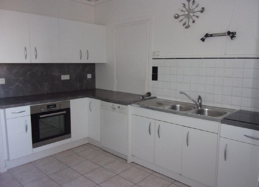 Appartement à louer 66.58m2 à Bourg-en-Bresse