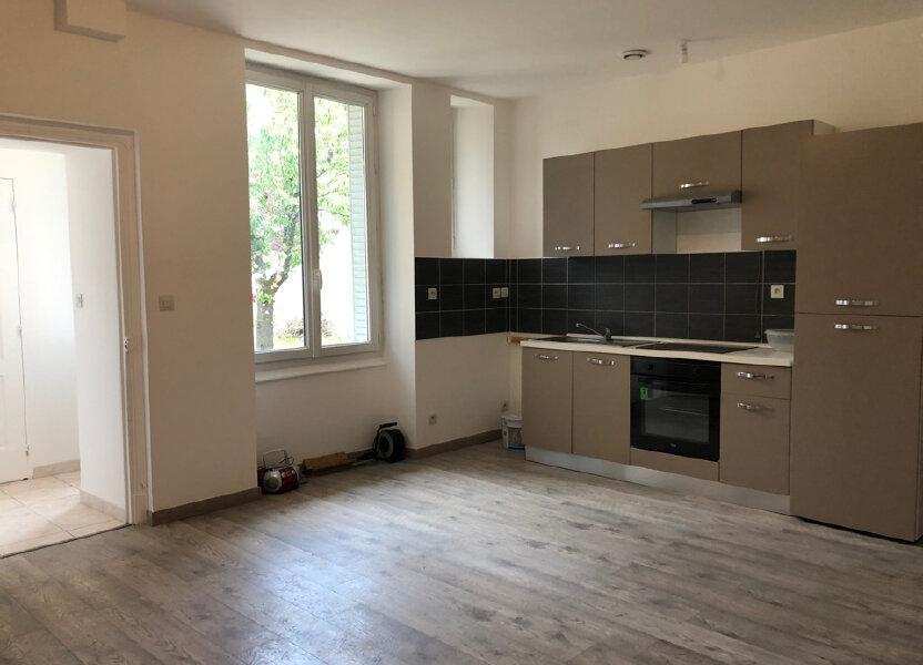 Appartement à louer 50m2 à Bourg-en-Bresse