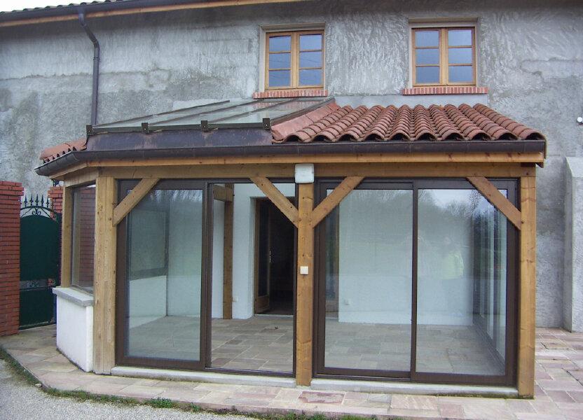 Maison à louer 114.25m2 à Saint-Nizier-le-Désert