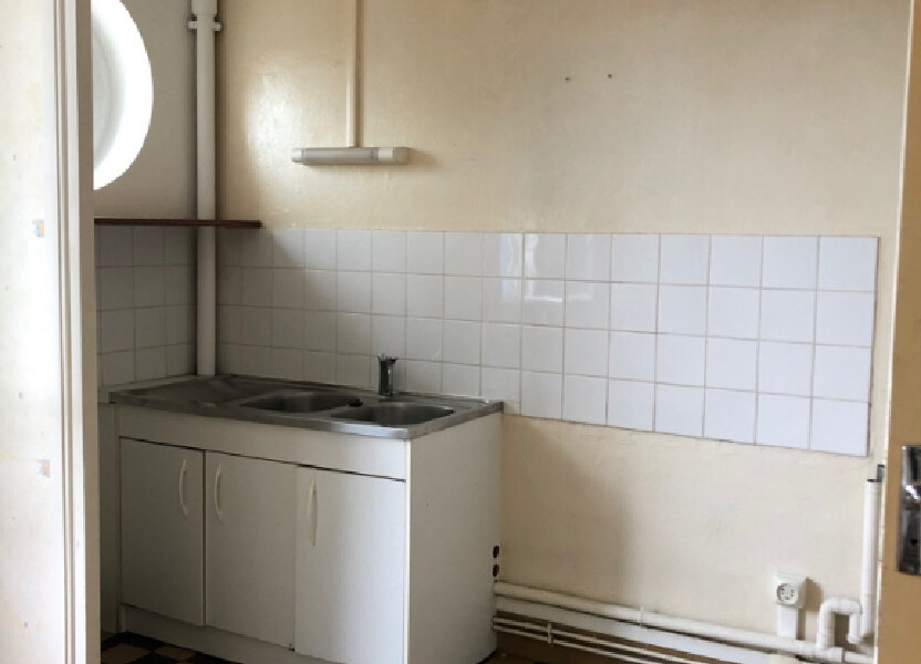 Appartement à louer 35m2 à Hauteville-Lompnes