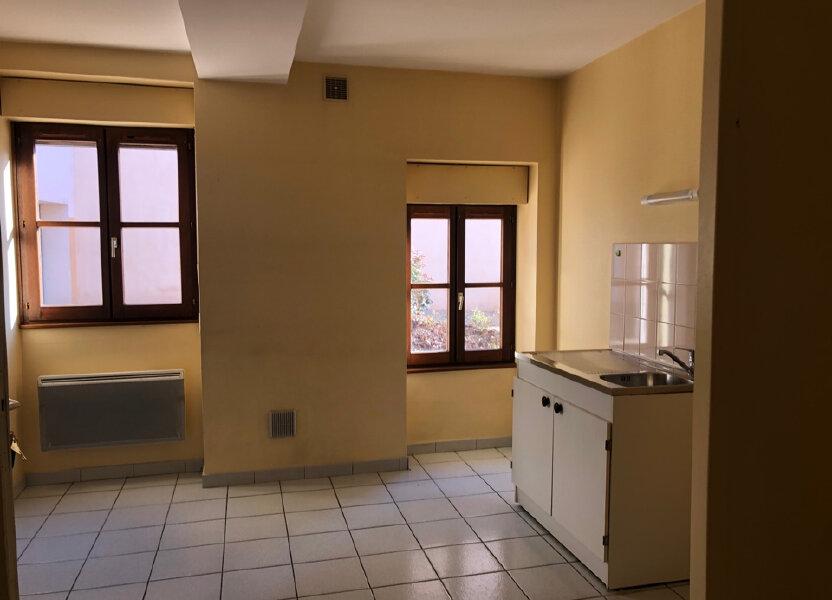 Appartement à louer 17m2 à Saint-Paul-de-Varax