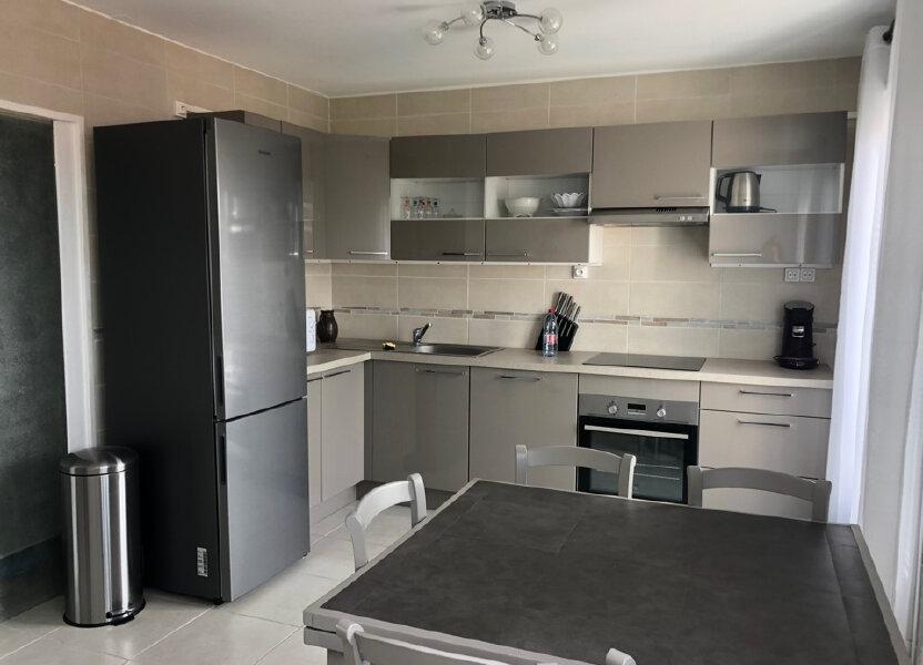 Appartement à louer 66.5m2 à Bourg-en-Bresse