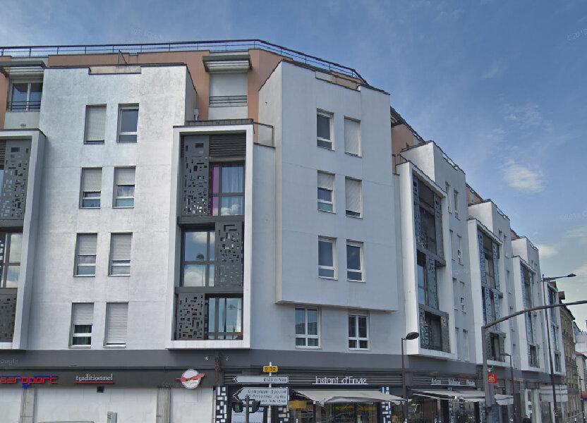 Appartement à louer 62m2 à Le Bourget