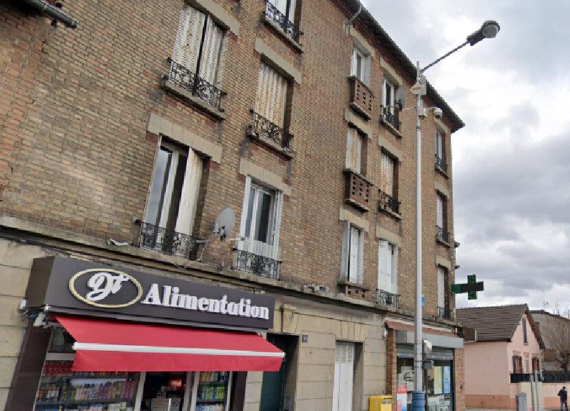 Appartement à louer 30m2 à La Courneuve