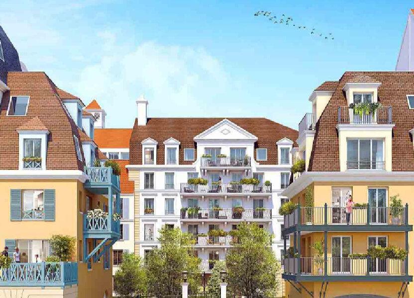 Appartement à louer 40m2 à Le Blanc-Mesnil