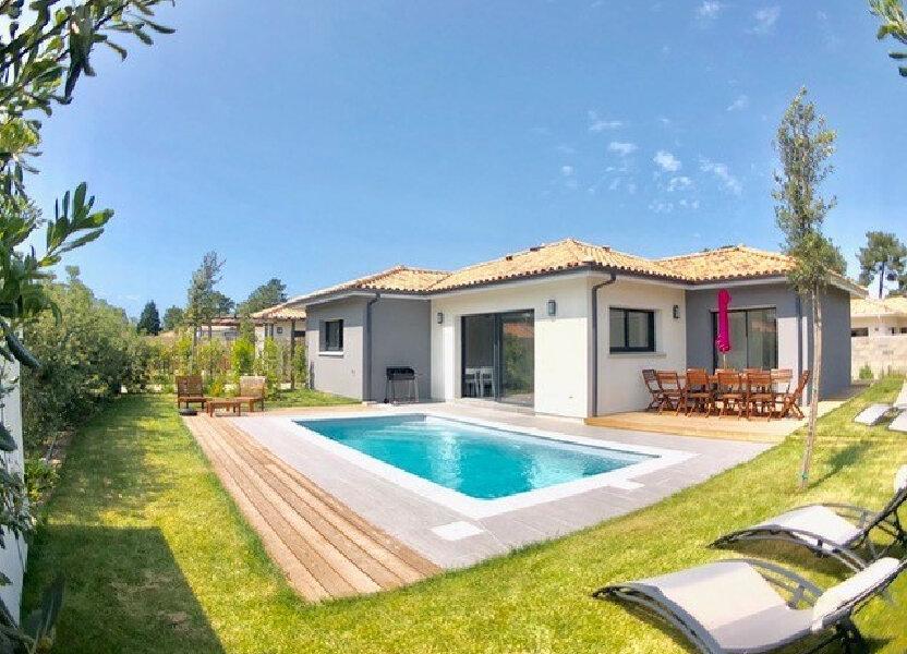 Maison à vendre 98.5m2 à Gujan-Mestras