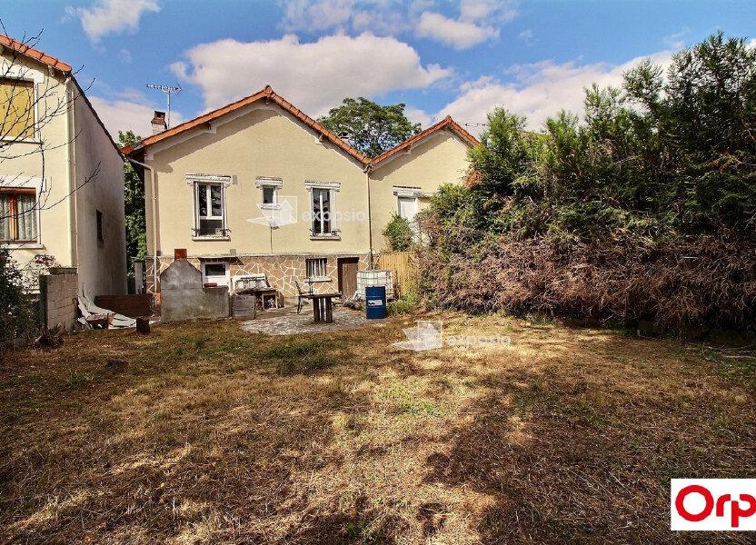 Maison à vendre 80m2 à Ris-Orangis