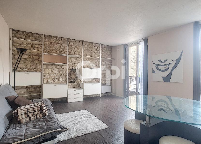 Appartement à louer 24.83m2 à Paris 14