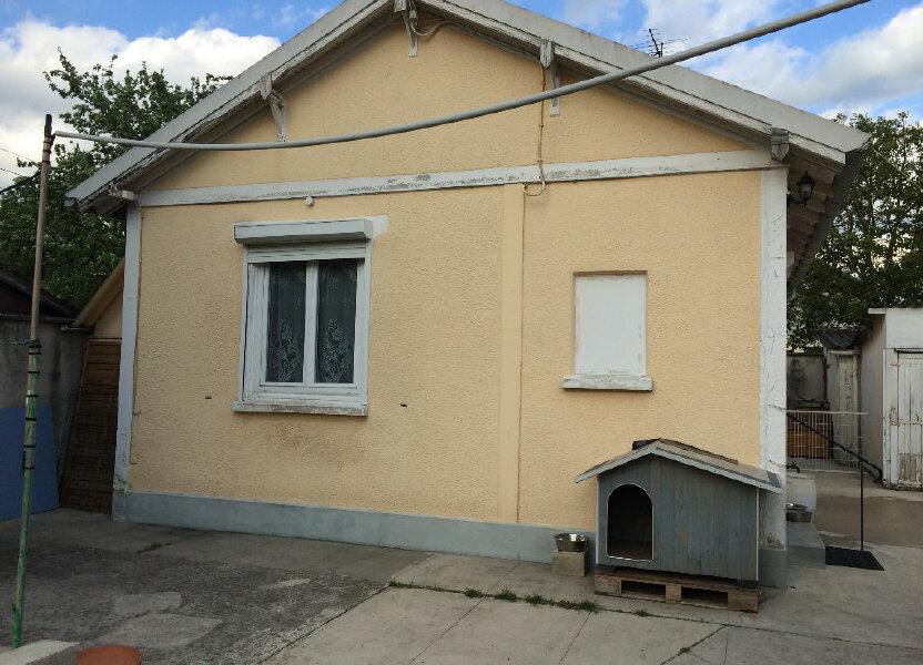 Maison à louer 42.48m2 à Tremblay-en-France