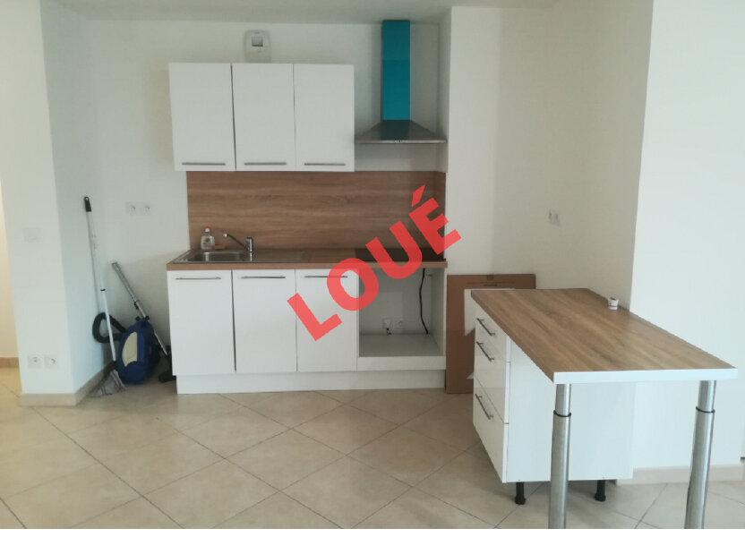 Appartement à louer 45m2 à Marseille 4