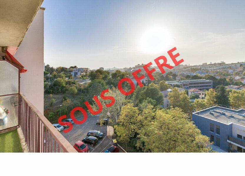 Appartement à louer 55m2 à Marseille 13