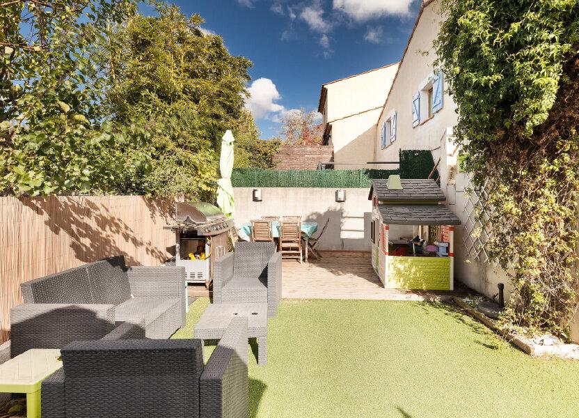 Appartement à vendre 63m2 à Marseille 13
