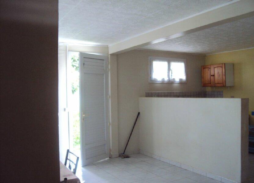 Appartement à louer 40.71m2 à Le Lamentin