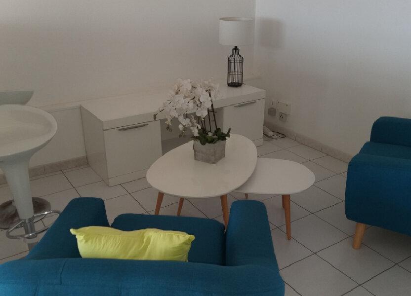 Appartement à louer 46.59m2 à Rivière-Salée