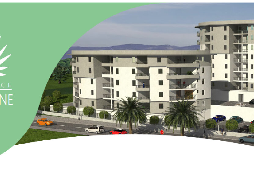 Appartement à louer 72.07m2 à Fort-de-France