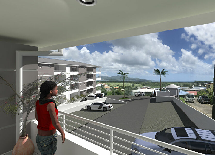 Appartement à vendre 59.79m2 à Ducos