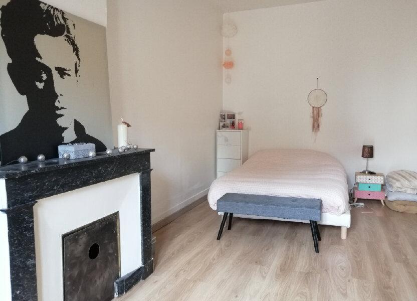 Appartement à louer 44.79m2 à Saint-Étienne