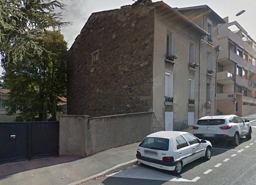 Appartement à louer 24.76m2 à Saint-Étienne