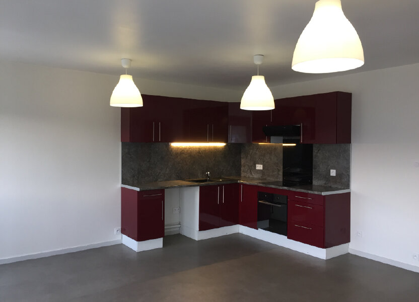 Appartement à louer 78.08m2 à Saint-Étienne
