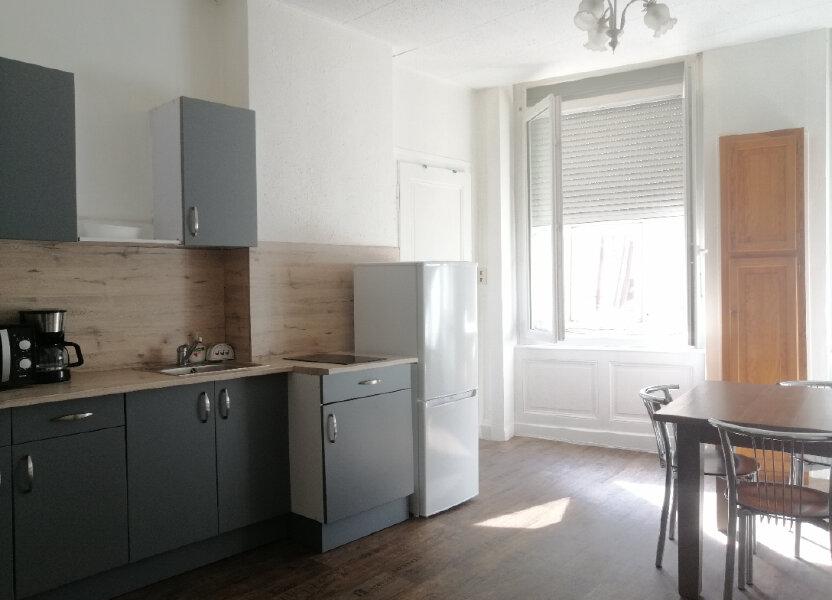 Appartement à louer 39.41m2 à Saint-Étienne