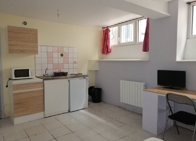 Appartement à louer 15m2 à Saint-Étienne