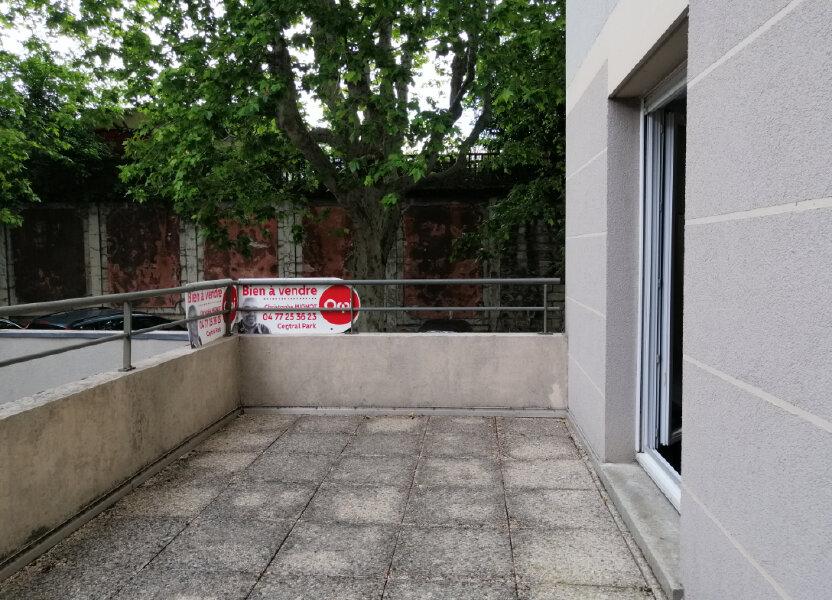 Appartement à louer 23.13m2 à Saint-Étienne