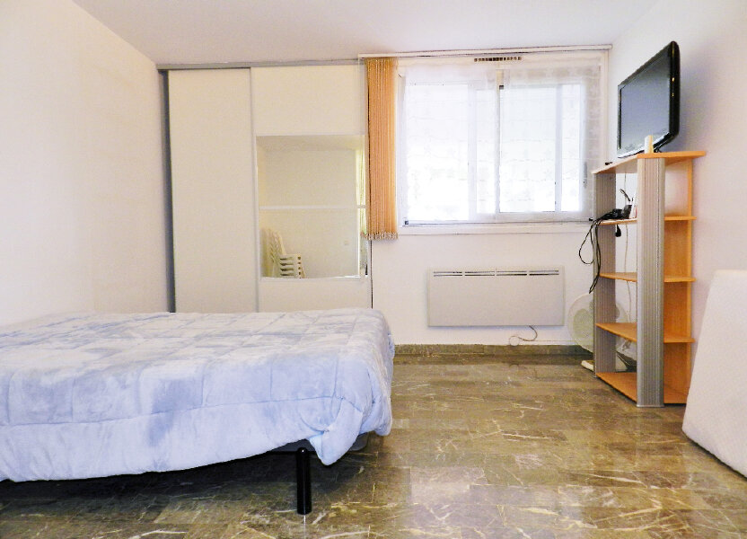 Appartement à vendre 21.6m2 à Saint-Laurent-du-Var