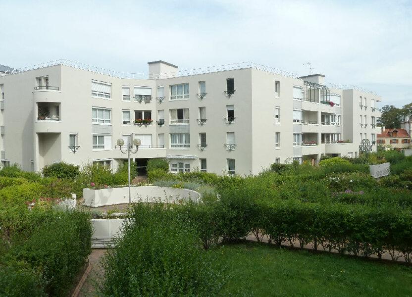 Appartement à louer 52m2 à Viry-Châtillon