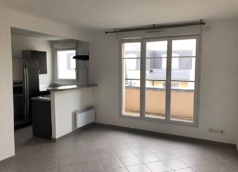 Appartement à louer 43.72m2 à Meaux