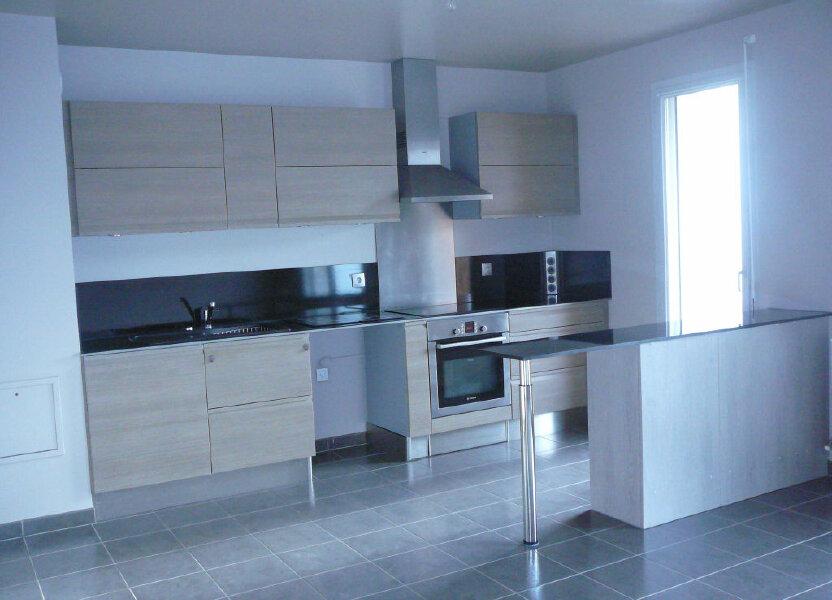 Appartement à louer 45.7m2 à Meaux