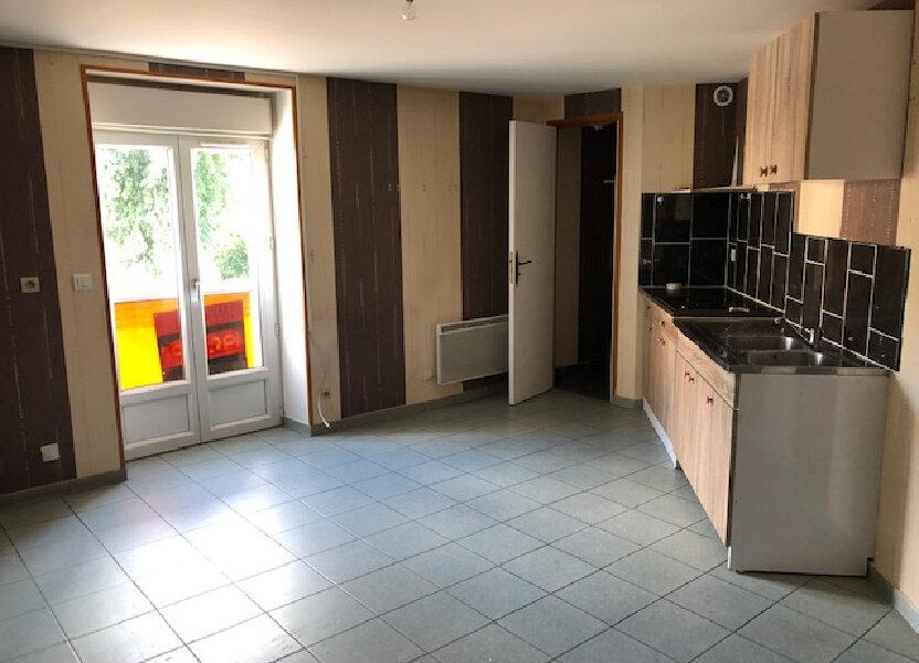 Appartement à louer 39.53m2 à Pommeuse