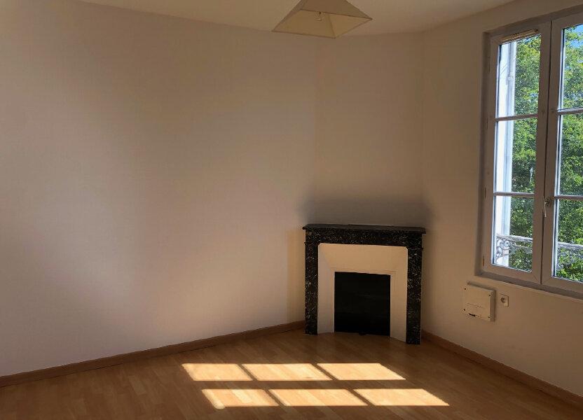 Appartement à louer 45.96m2 à Nanteuil-lès-Meaux