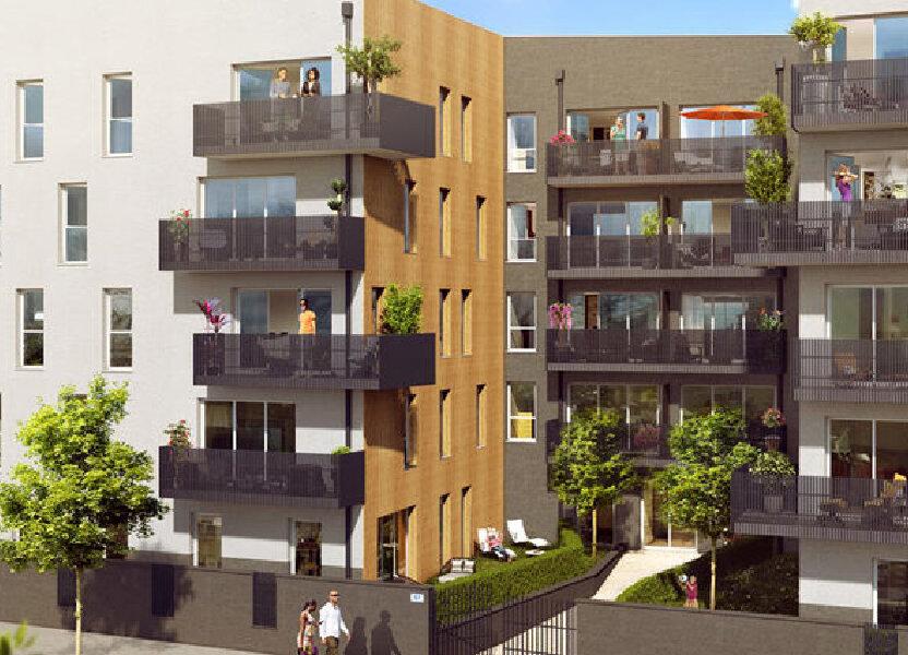 Appartement à louer 62.8m2 à Meaux