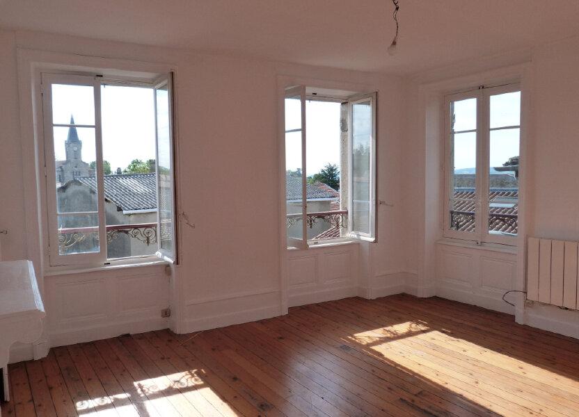 Appartement à louer 52.55m2 à Saint-Laurent-d'Agny