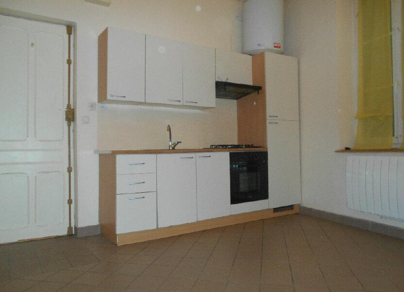 Appartement à louer 21m2 à Chazelles-sur-Lyon