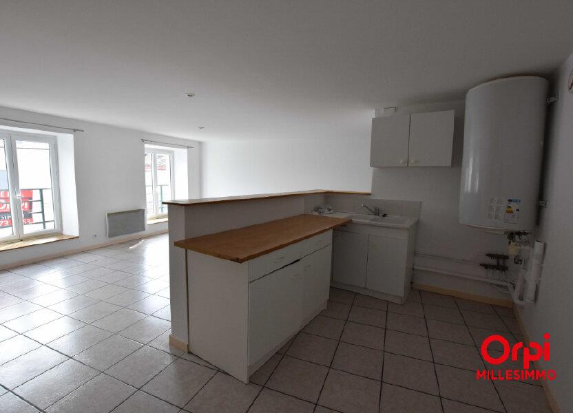Appartement à louer 80m2 à Saint-Symphorien-sur-Coise