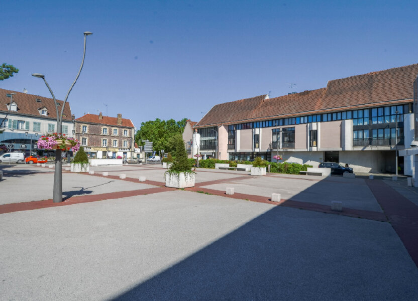 Appartement à vendre 68.56m2 à Saint-Ouen-l'Aumône