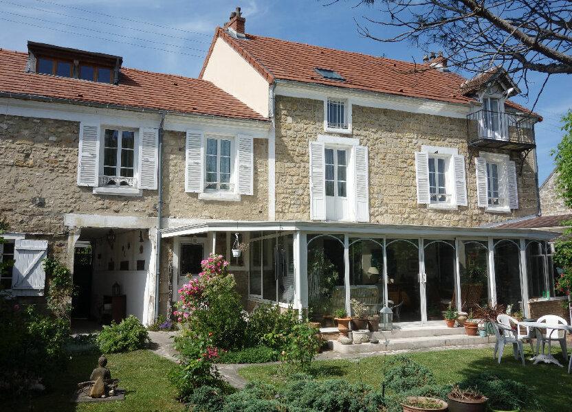Maison à vendre 350m2 à Saint-Ouen-l'Aumône