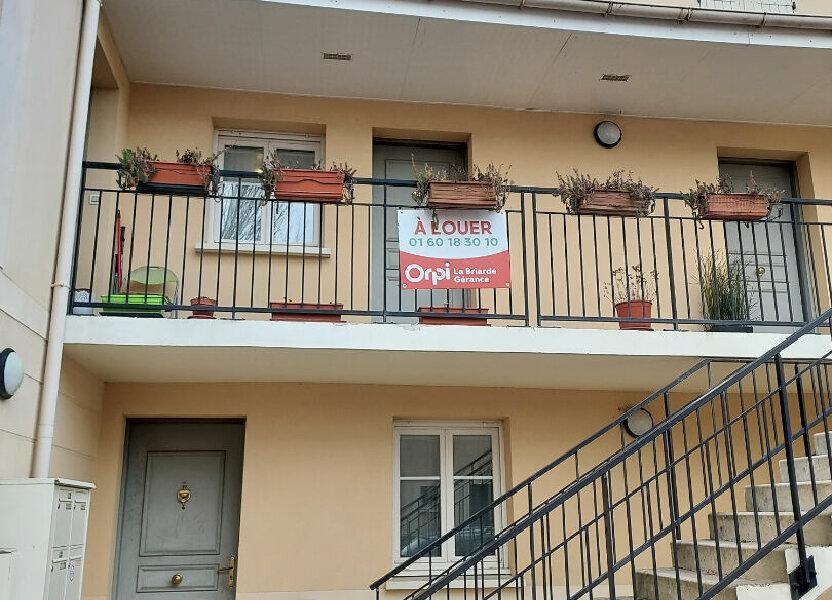Appartement à louer 54.4m2 à Servon