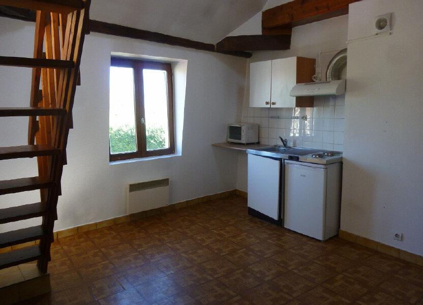 Appartement à louer 24.64m2 à Brie-Comte-Robert