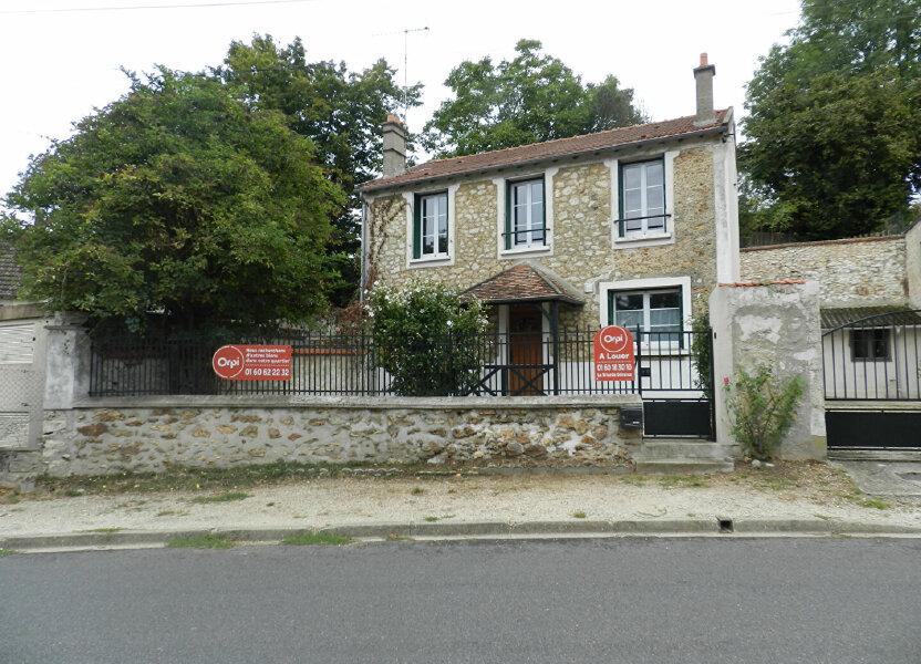 Maison à louer 86.5m2 à Soignolles-en-Brie