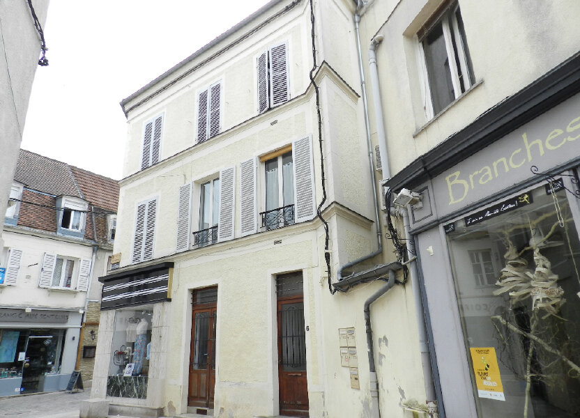 Appartement à louer 25.06m2 à Brie-Comte-Robert